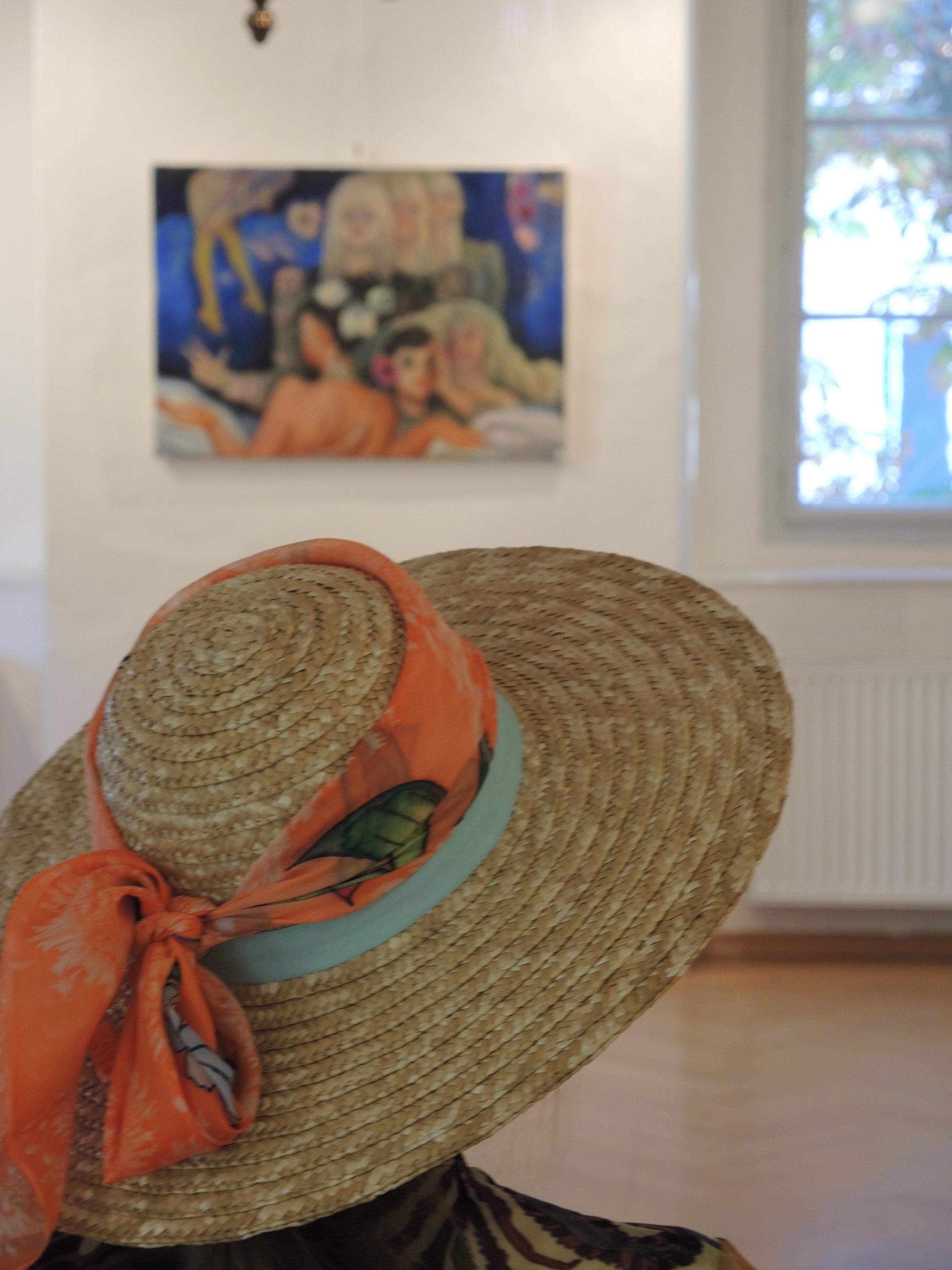 Ausstellung Dina Larot 2015
