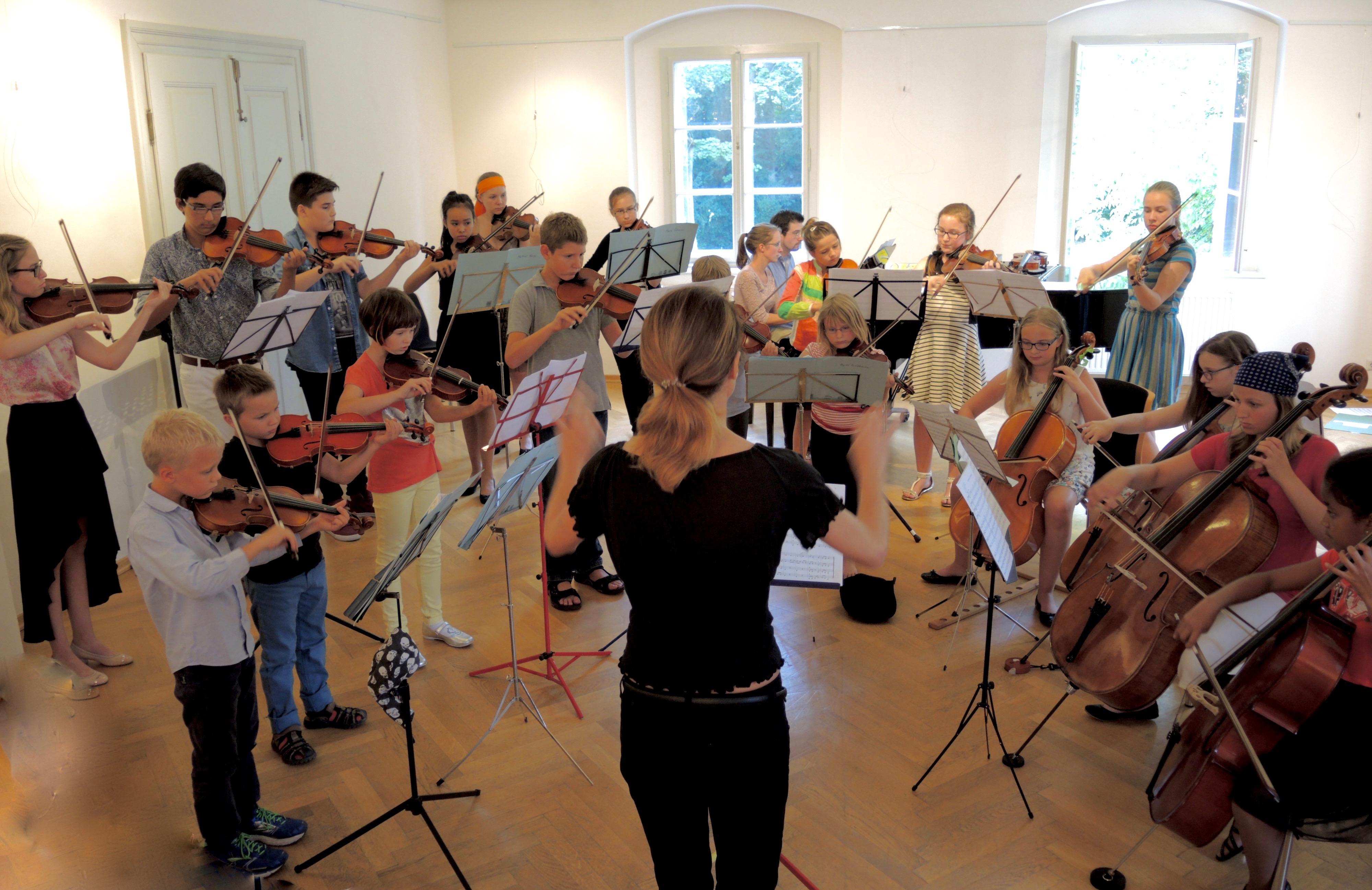 Musikwerkstatt des FORUM Bad Fischau-Brunn