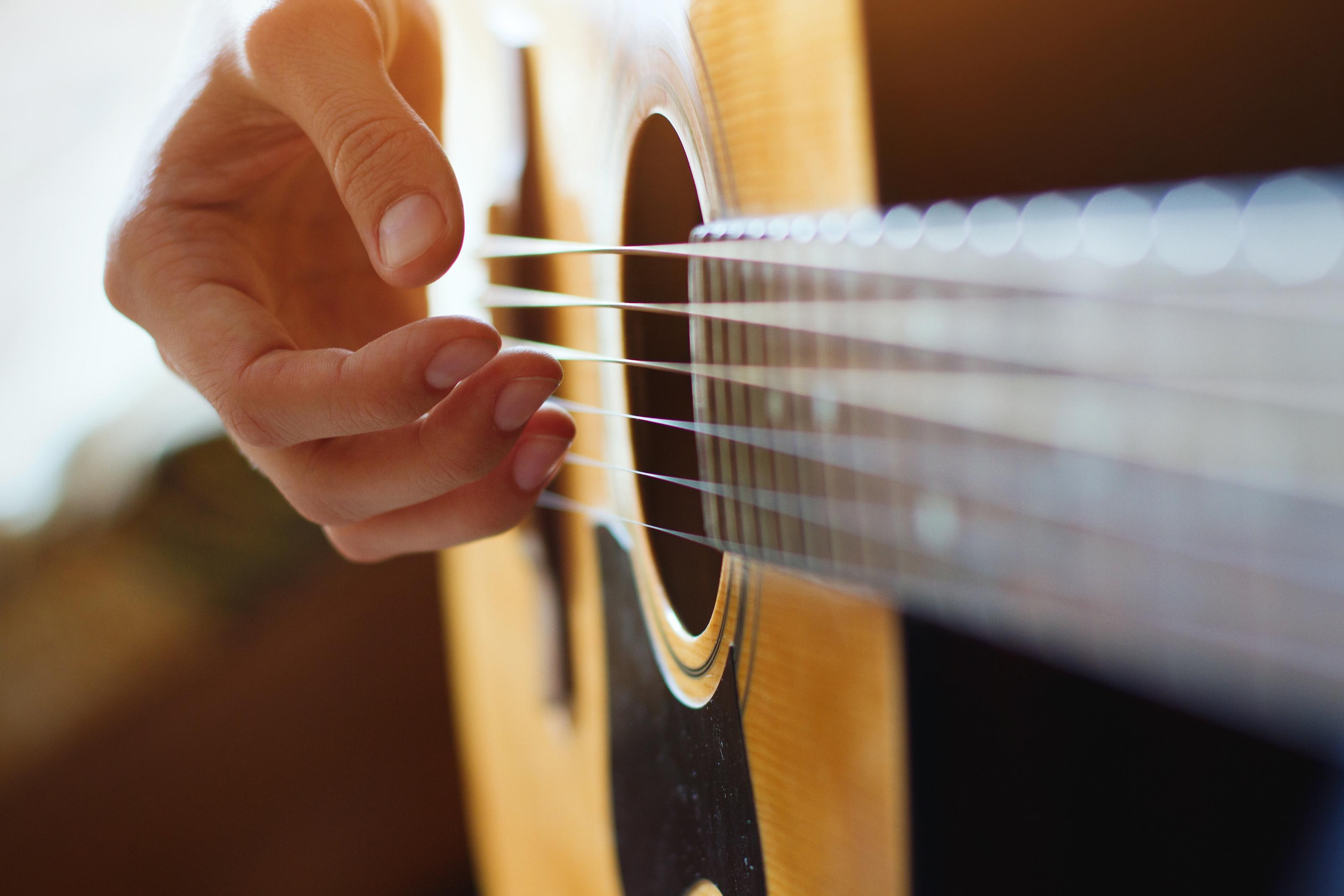 Musikwerkstatt für Gitarre